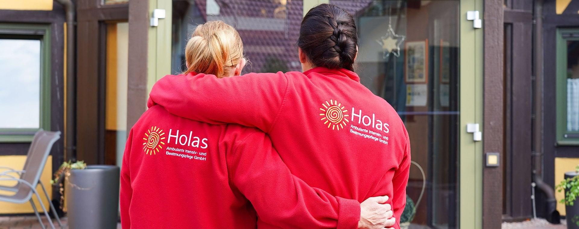 Holas - Ueber uns