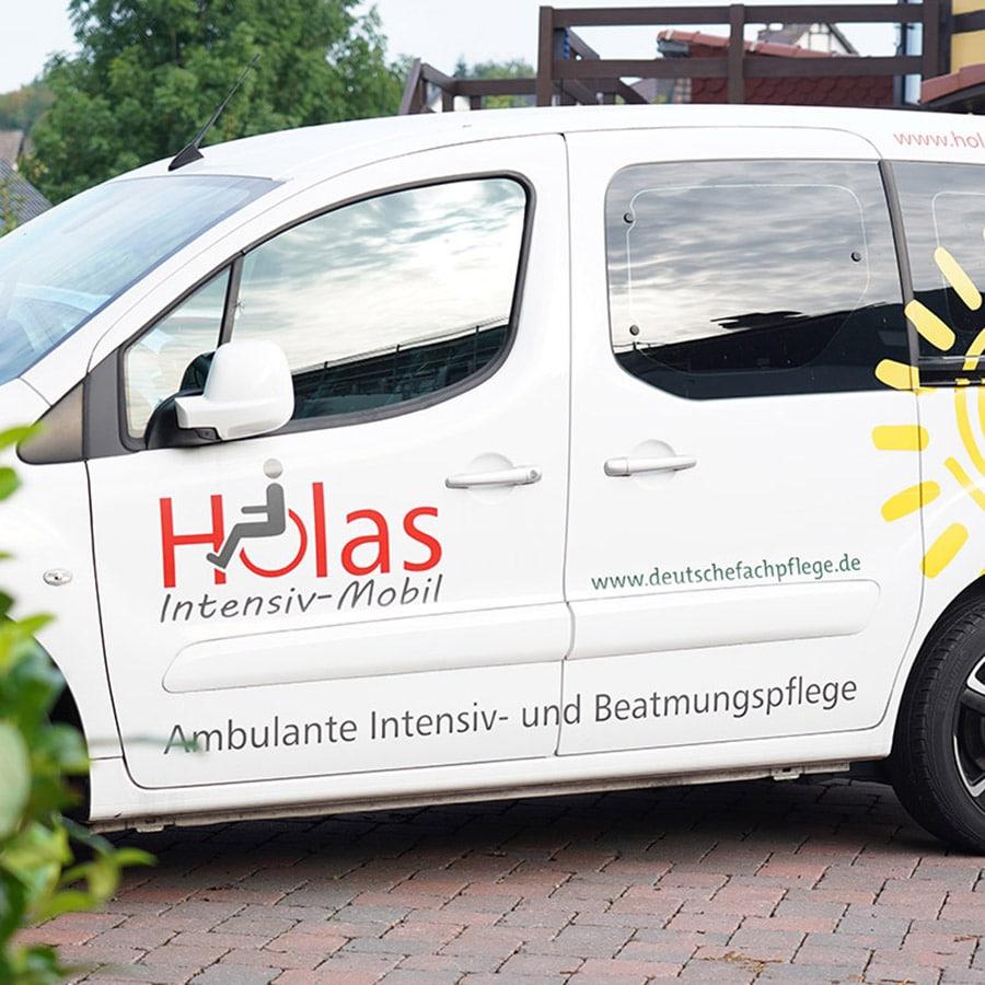 Holas - Blog